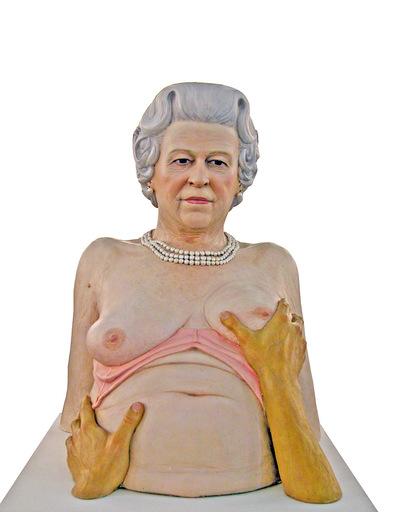 Paolo SCHMIDLIN - 雕塑 - Porno queen