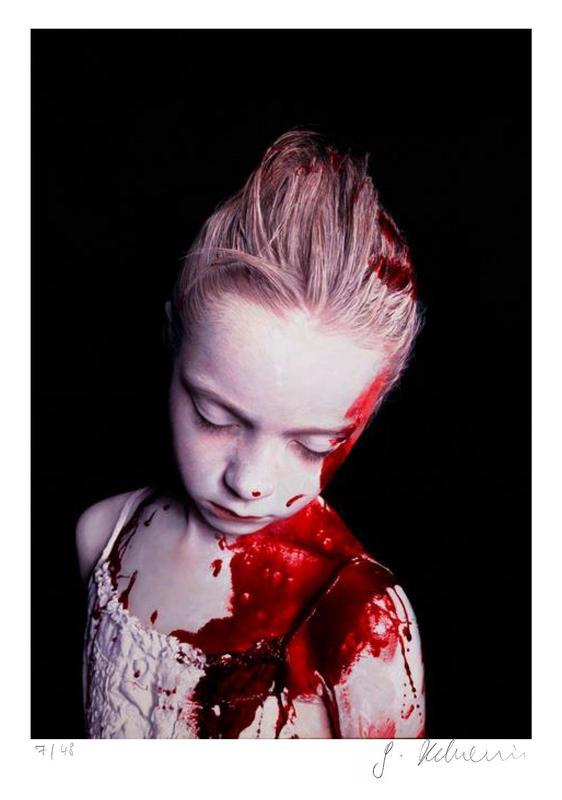 Gottfried HELNWEIN - Print-Multiple - Disasters of War 13
