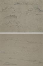 Nicolaj Konstantinov ROERICH (1874-1947) - A Pair of Sketches