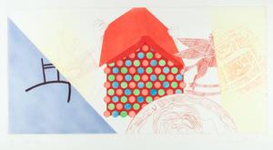 James ROSENQUIST,  Tin Roof