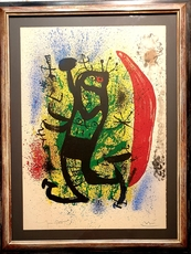 Joan MIRO - Print-Multiple - Untitled