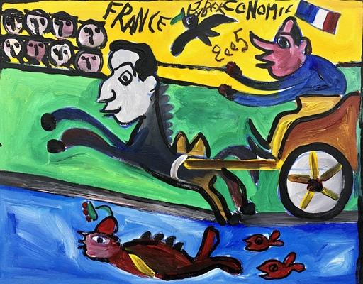JABER - Pintura - France Conomic