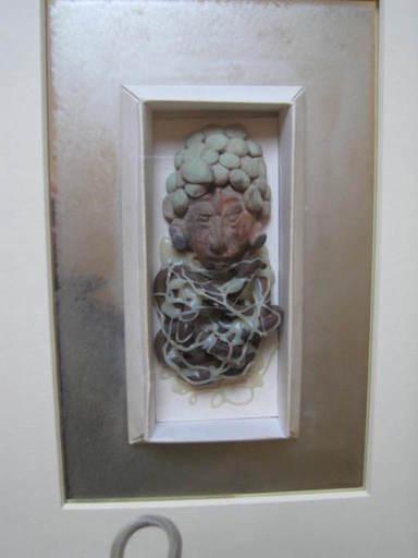 CÉSAR - Sculpture-Volume - PORTRAIT DE FEMME 1984