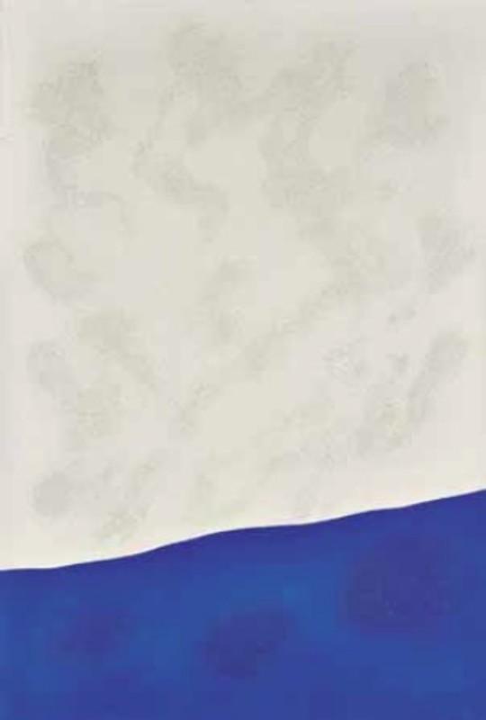 Giulio TURCATO - Painting - Subacqueo