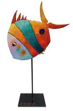 Christophe JEHAN - Sculpture-Volume - Big Fish