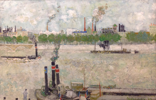 Henri LACHIEZE-REY - 绘画 - Lyon