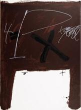 Antoni TAPIES (1923-2012) - Planche pour Berlin-Suite