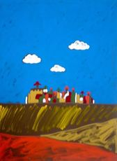 Tano FESTA - Painting - Battaglia