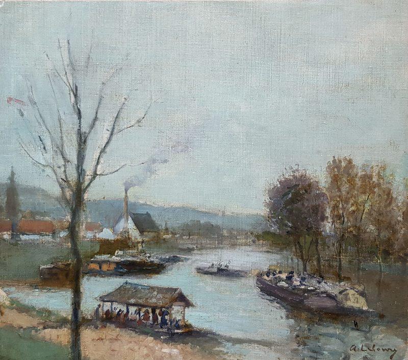 Albert Marie LEBOURG - 绘画