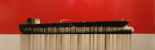 Stéphane JOANNES - Pintura - Tanker