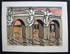 MAN RAY - Print-Multiple - Le Pont Neuf