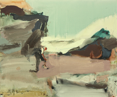 Vladimir SEMENSKIY - Pintura - Sun Walks