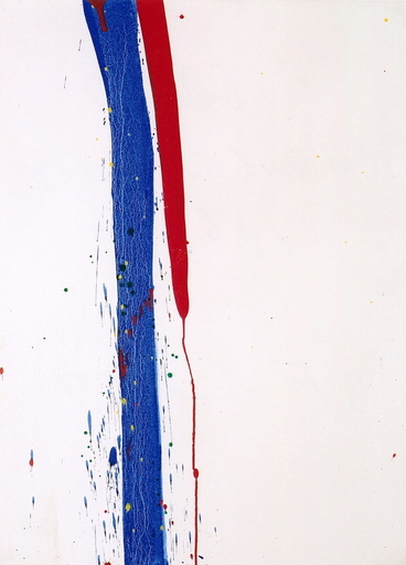 Sam FRANCIS - Pittura - Untitled