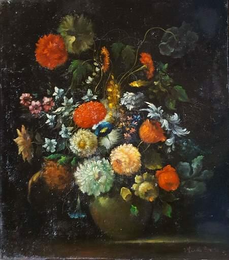 José María MURILLO BRACHO - Painting