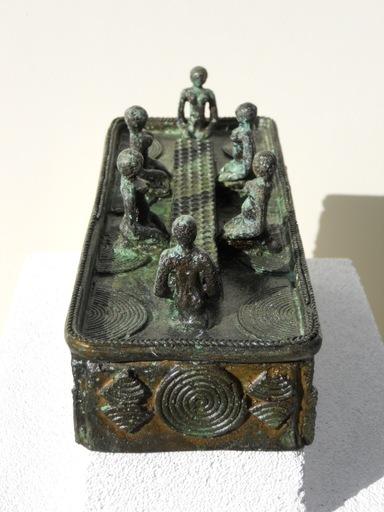 Michaël MAGNE - Sculpture-Volume - Table de Jeûne