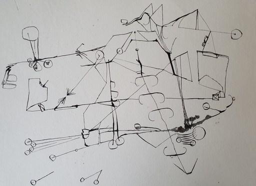 Jérémie IORDANOFF - Dessin-Aquarelle - n° 511