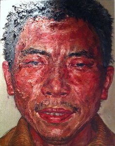 SHEN Hua - Painting - Portrait Series n° 17