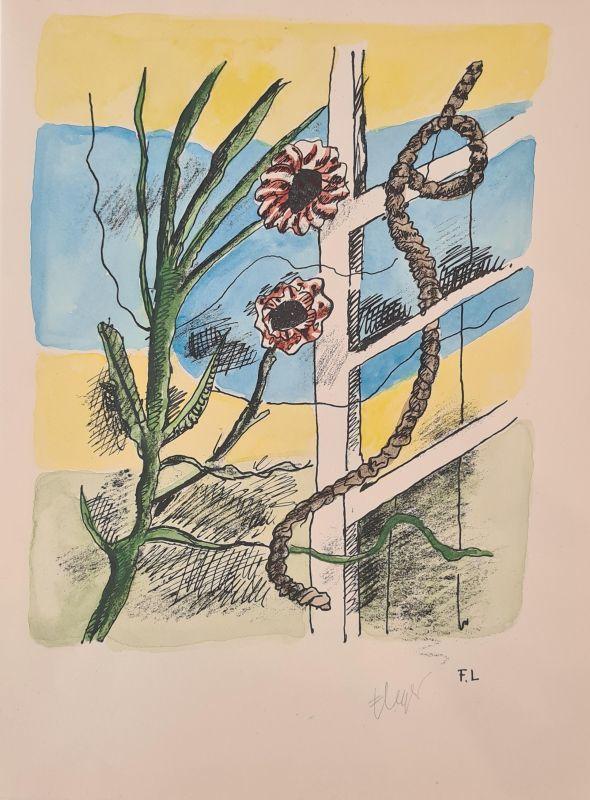Fernand LÉGER - Print-Multiple - Bonne pensée du matin