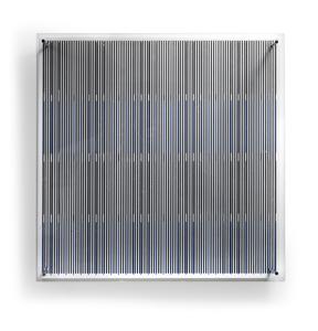 Jesús Rafael SOTO - Sculpture-Volume - Tes Azules y Negras