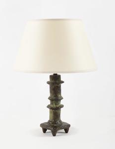 Diego GIACOMETTI - Scultura Volume - Lampe petit bougeoir