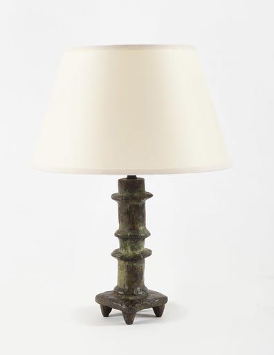 """迭戈•贾科梅蒂 - 雕塑 - Lampe """"Petit Bougeoir"""""""