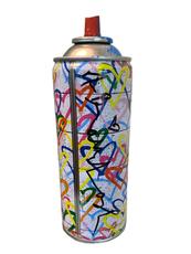 MR BRAINWASH - Sculpture-Volume - Spray Can