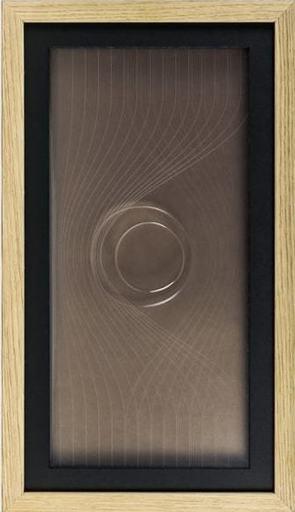 Max COPPETA - Painting - Sheet  Colour Bronze