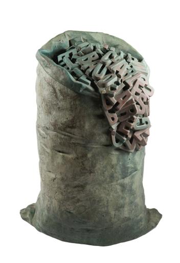 Antonio TROTTA - Sculpture-Volume - Charles Baudelaire