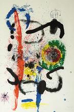 Joan MIRO (1893-1983) - THE CASCADE