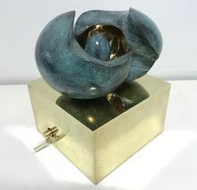 Francisco BARÓN - Sculpture-Volume - Origen