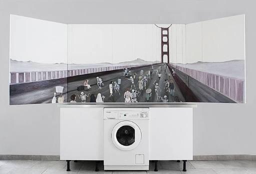 Christine KUNKLER - Sculpture-Volume - Frauenaltar