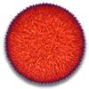 Volker KÜHN - Escultura - Blätterbild Violett und Rottöne