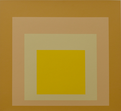 Josef ALBERS - Druckgrafik-Multiple - Sk-Ed