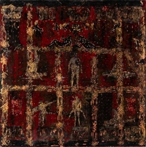 Dana YORK - Pintura - KAMASUTRA