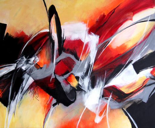 MABRIS - Pittura - Chaos Joyeux