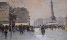 Édouard CORTES - Pintura - No Title