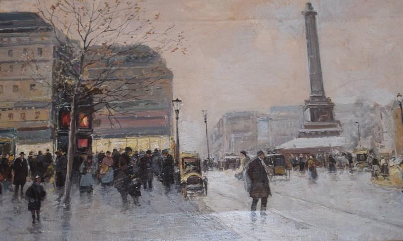 Édouard CORTES - Painting - No Title