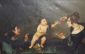 Michelangelo GRIGOLETTI - 绘画