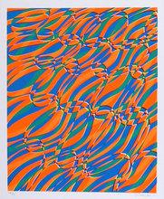 Stanley William HAYTER - Estampe-Multiple - Untitled 2, from the Aquarius Suite