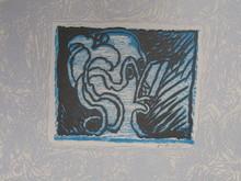 皮埃尔·阿列钦斯基 - 版画 - Abstract