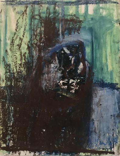 Alessandro VERDI - Peinture - Senza titolo, 1992