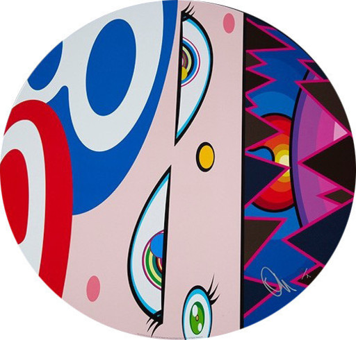 Takashi MURAKAMI - Estampe-Multiple - We are the Jocular Clan #6
