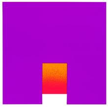 Rupprecht GEIGER - Grabado - all die roten farben 10