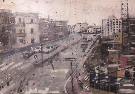 Angelo ACCARDI - Peinture - City of Angels