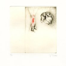Fred DEUX - Grabado - GRAVURE 2005 SIGNÉE AU CRAYON NUM/31 HANDSIGNED NUMB ETCHING
