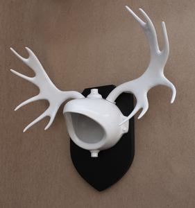 Vasily SLONOV - Scultura Volume - Deer-Duchamp
