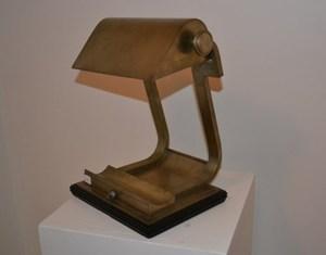 lampe de bureau art d co ann es 1930 1148902 place de march artprice. Black Bedroom Furniture Sets. Home Design Ideas