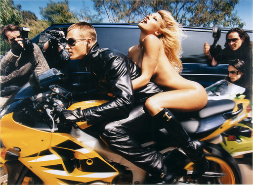David LACHAPELLE - Photo - Faster, Faster, I Am Almost There