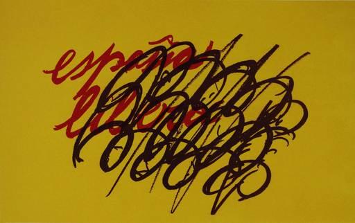 Giulio TURCATO - Print-Multiple - Espana libera