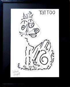 Richard BOIGEOL - Dessin-Aquarelle - TATOO